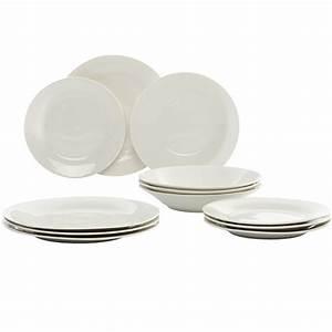 Service De Table 18 Pièces : prix service de table 18 pieces gifi vaisselle maison ~ Teatrodelosmanantiales.com Idées de Décoration