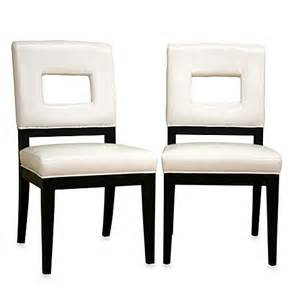 Restaurant Kitchen Furniture Buy Leather Kitchen Chairs From Bed Bath Beyond