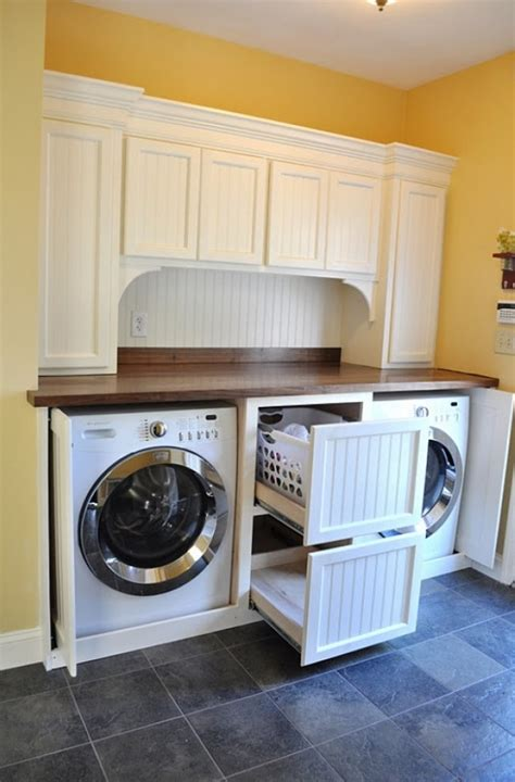 laundry room table with storage 40 super clever laundry room storage ideas home design