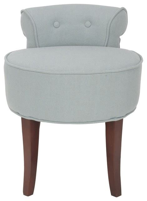 Modern Vanity Chairs For Bathroom by 18 In Vanity Chair Contemporary Vanity Stools And