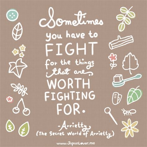 Life Quotes Sometimes You Have To Fight Quote With Unique