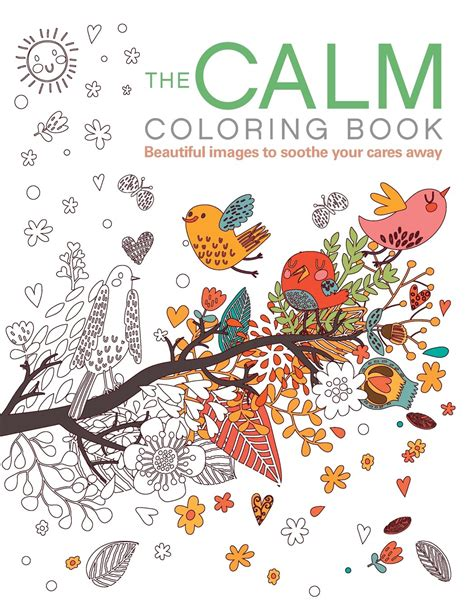 calm adult coloring book    momma taught