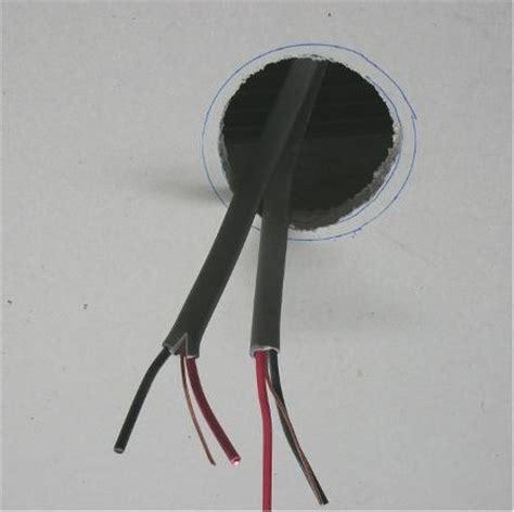 install downlights light fitting