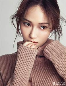 Photo )) Jessica Jung For December Issue Of Harpers Bazaar ...
