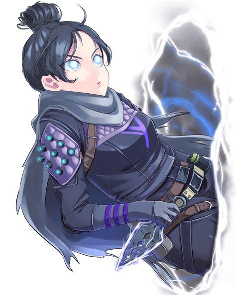 Wraith Apex Legends Zerochan Anime Image Board