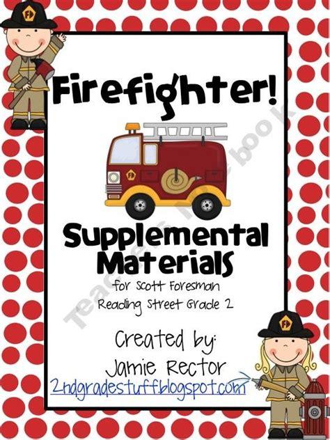 Firefighter! Reading Street Grade 2  Prek8th Grade  Pinterest  Reading Street, Firefighter