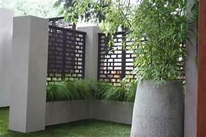 Jardinière Bois Leroy Merlin : paravent de jardin plus de 50 id es orginales ~ Dailycaller-alerts.com Idées de Décoration