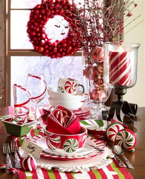 decorating with canes for christmas 23 candy cane christmas decor ideas for your home feed