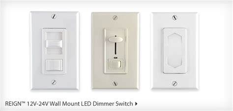 dimmer switch for led lights ez waterproof low voltage led