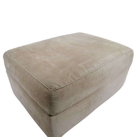 raymour and flanigan ottoman 86 off raymour flanigan raymour flanigan neutral