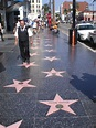 The Famous Hollywood Walk of Fame – Los Angeles (U.S.A ...