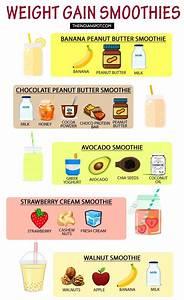 healthy weight gain