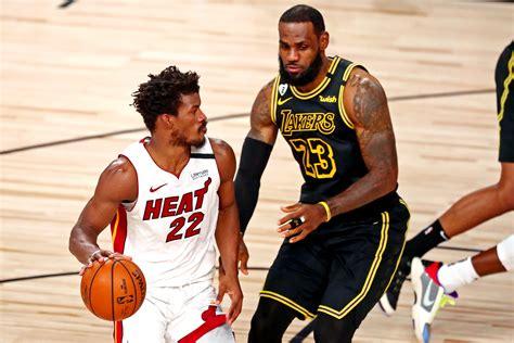 NBA Finals: Los Angeles Lakers vs Miami Heat Game 6 ...