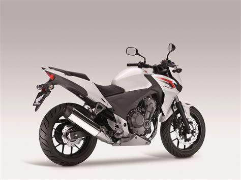 Review Honda Cb500f by 2016 Honda Cb500f Abs Review