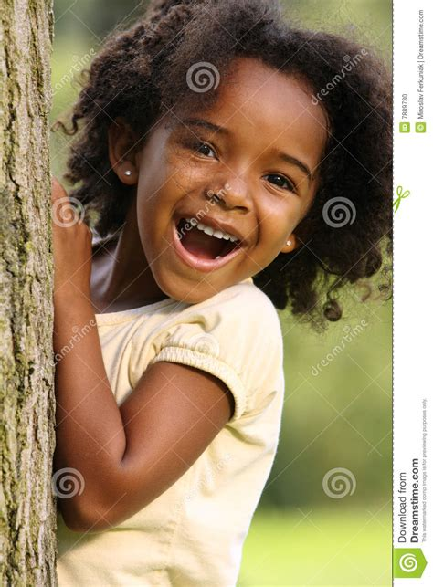 african american child stock photo image