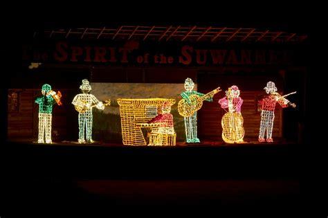 press release suwannee lights christmas extravaganza