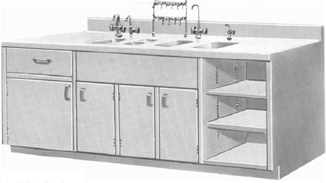 Base Cabinets   Continental Metal Products Healthcare