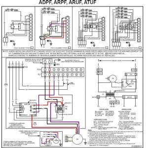 goodman gas furnace wiring diagram free wiring diagram
