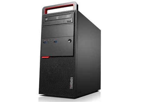 ordinateur de bureau thinkcentre m900 de format tour ordinateur de bureau puissant pour l