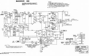 Fender Super Bassman Tube Amp Schematic
