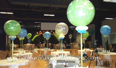 christening balloons  decorations party favors ideas