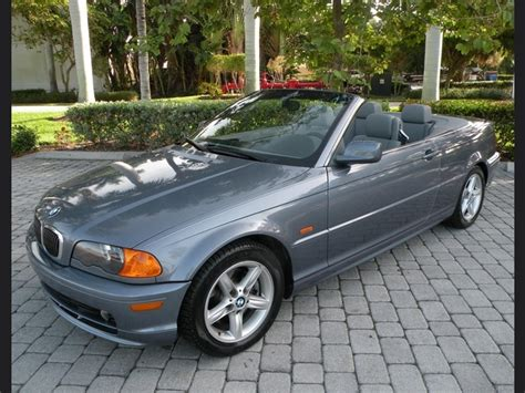 Bmw Fort Myers Fl by 2002 Bmw 325ci For Sale In Fort Myers Fl Stock G87932
