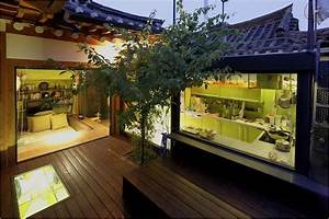 Traditional Korean House with Modern Italian Style (9 ...