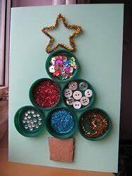 Decoración de Navidad con Materiales Reciclados - Manualidades