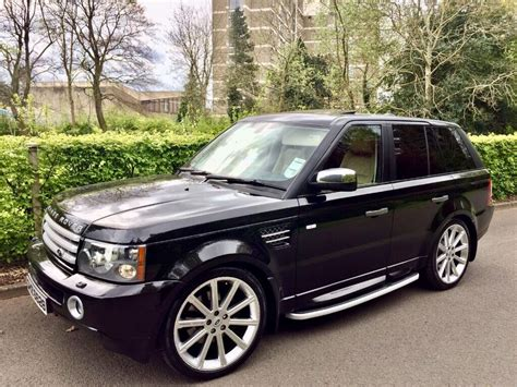 land rover range rover sport hse 2007 range rover hse sport great extras sunroof in belfast city centre belfast gumtree