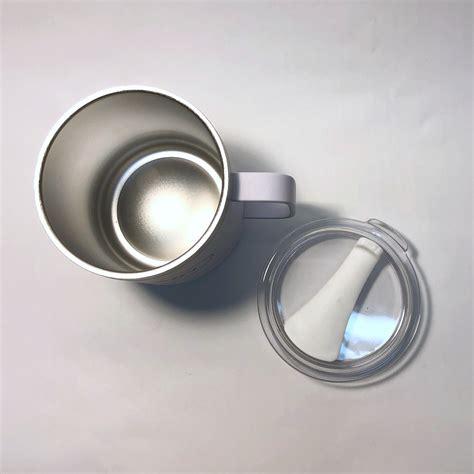 Аква минерале газированная 0.5 л. Carolines Camper Mug, White | Caroline's Coffee
