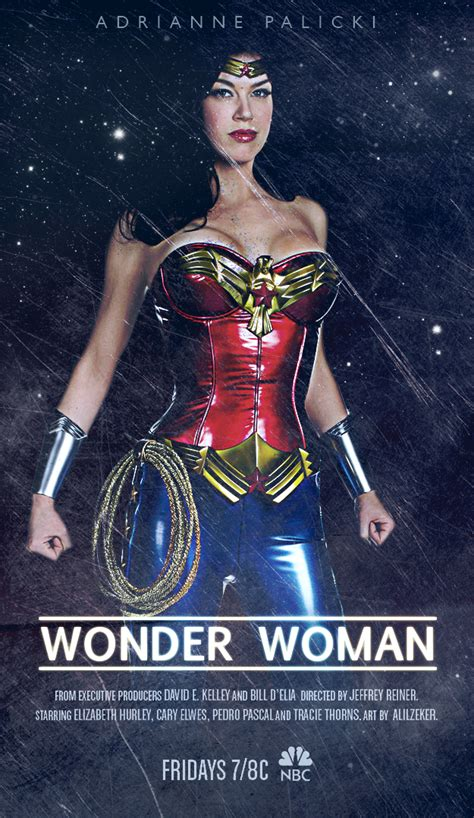 adrianne palicki tv shows why is wonder woman so difficult to adapt to film and tv