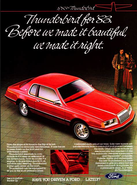 model year madness  classic ads    daily