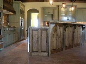 Rustic Island With Raised Bar Kitchen Pinterest Bar