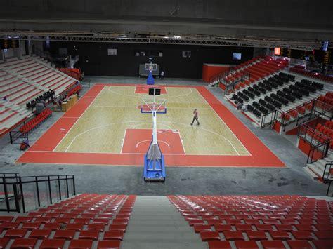 salle de sport charleville basket inauguration de la caisse d 233 pargne arena la semaine des ardennes