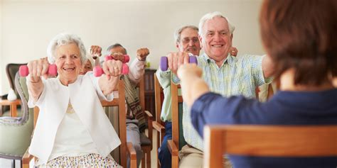 7 Chair Exercises For Elderly Adults With Limited Mobility