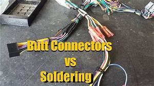 Butt Connectors Vs Solder