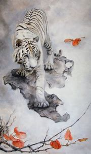 Pin by Marina Vedernikova on Pencil drawings   Tiger art ...
