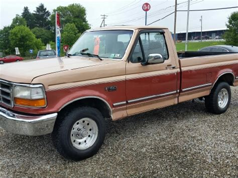 1994 Ford F150 For Sale Carsforsalecom