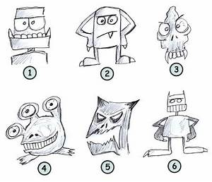 Cool Cartoon Characters To Draw