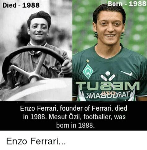 Enzo ferrari died on 14 august, 1988. 25+ Best Memes About Enzo Ferrari | Enzo Ferrari Memes