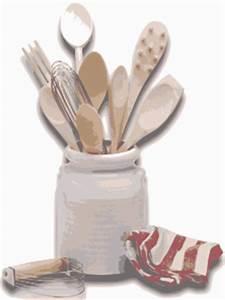 Kitchen Tools Utensils Clip Art at Clker.com - vector clip ...