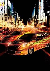 Fast Furios : the fast and the furious tokyo drift movie fanart ~ Medecine-chirurgie-esthetiques.com Avis de Voitures