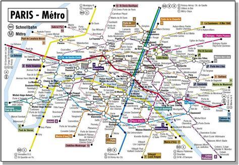 map  paris france  printable maps