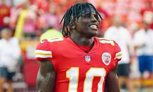 Who Is Tyreek Hill Of NFL His Career Stats Injury