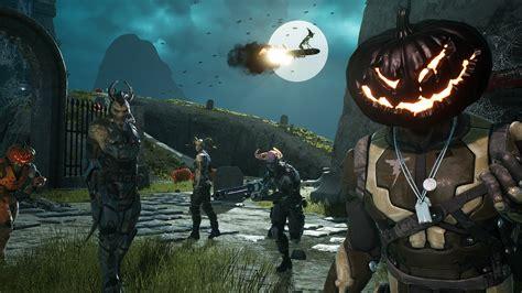 halloween update added  unreal tournament pre alpha vg