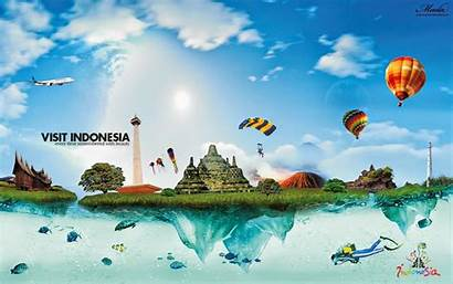 Indonesia Wonderful Wallpapers Wallpapersku Visit Discover Tropical