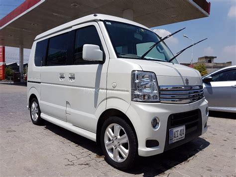 suzuki every suzuki every wagon pz turbo special 2012 for sale in