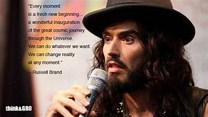 The 25+ best Russell brand quotes ideas on Pinterest ...