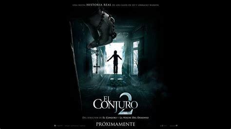 'the conjuring' cuenta la terrorífica historia de la familia perron; EL CONJURO 2 - Trailer 2 (Doblado) - Oficial Warner Bros ...