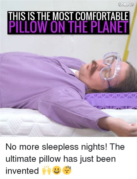world s most comfortable pillow unilad this is the most comfortable pillow on the planet